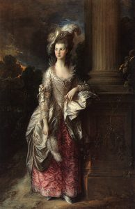 Thomas Gainsborough, The Honorable Mrs. Graham, 1775-7. Image courtesy of CGFA.