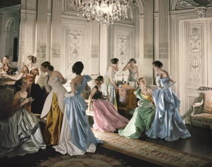 Charles James Ball Gowns Cecil Beaton 1948